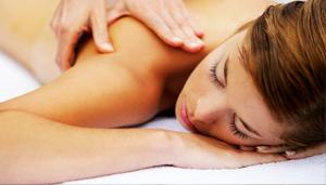 Ganzheitliche Wellnessmassage