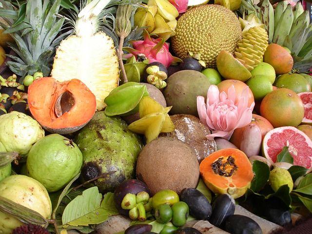 Obst und Gemüse sollten reichlich auf dem Speiseplan stehen